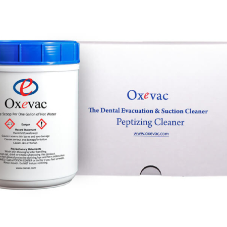 Oxevac Dental Evacuation and Suction Cleaner